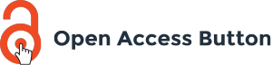 Open Access Button logo - horizontal
