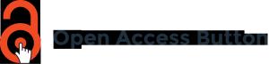 Open Access Button logo - horizontal