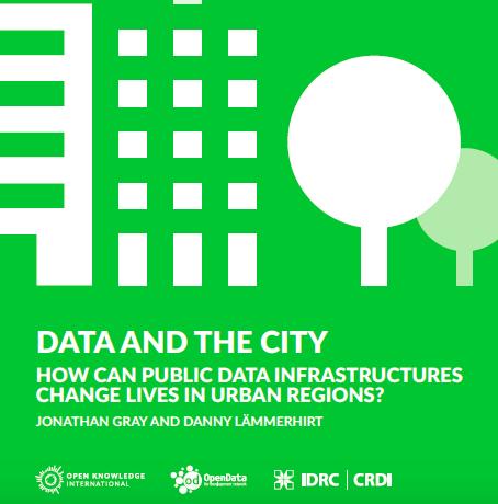Τα Δεδομένα και η Πόλη: Νέα έκθεση για το πώς τα δημόσια δεδομένα προωθούν τη συμμετοχή των  πολιτών σε αστικές περιοχές