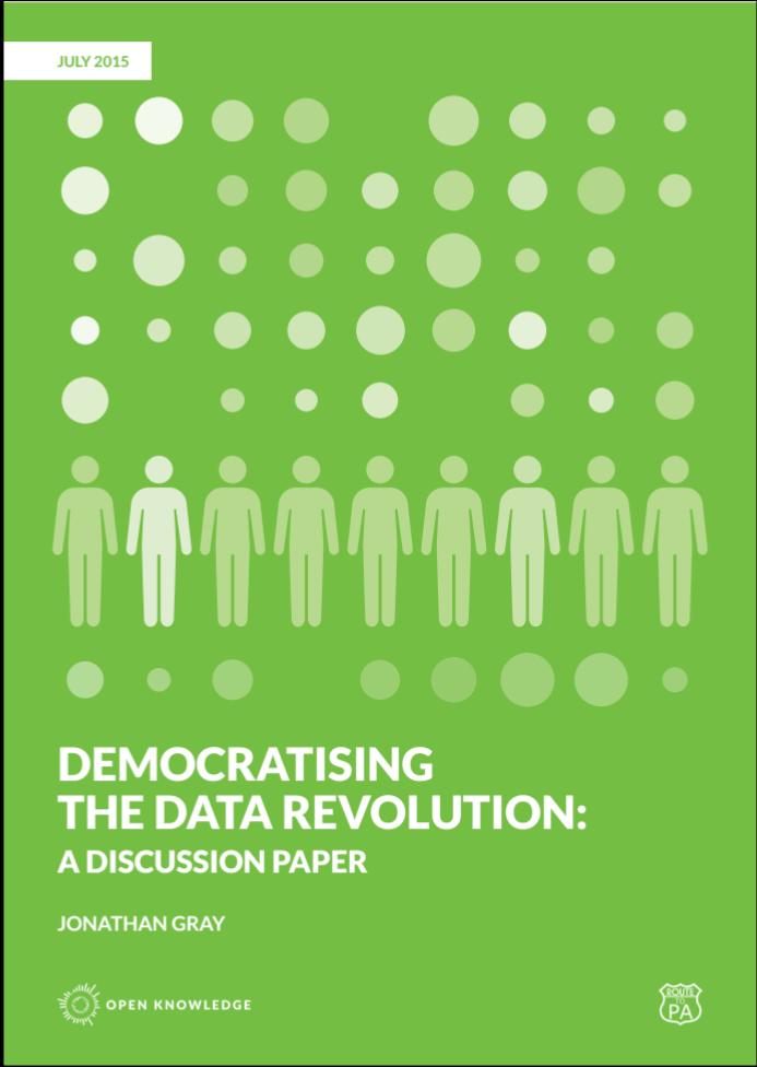Άρθρο συζήτησης: Εκδημοκρατίζοντας την επανάσταση των δεδομένων