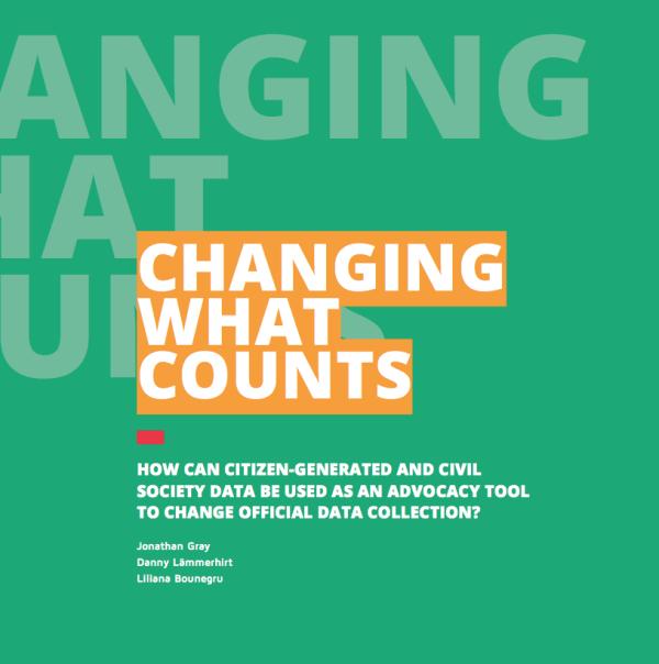 Έκθεση: Αλλάζοντας ό,τι μετράει: Πώς μπορούν τα παραγόμενα από τον πολίτη και την κοινωνία των πολιτών δεδομένα να χρησιμοποιηθούν ως μέσo προώθησης, για να αλλάξει η συλλογή θεσμικών δεδομένων;