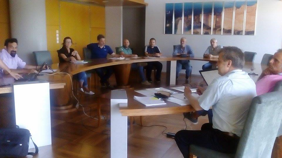 Παρουσίαση των εφαρμογών του OpenBudgets.eu στον Δήμο Θεσσαλονίκης
