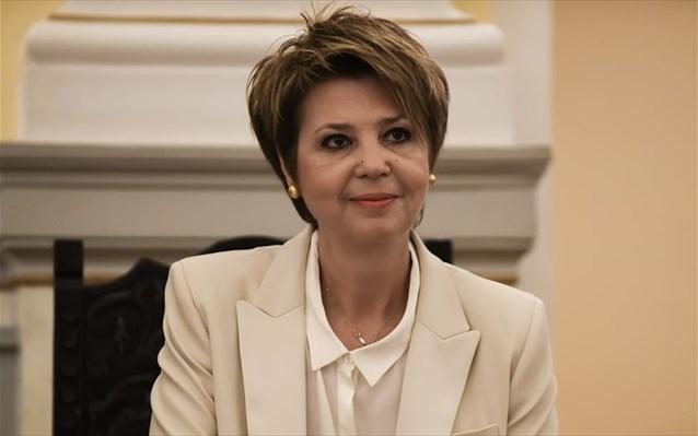 Συνέντευξη της Υπουργού Διοικητικής Ανασυγκρότησης, Όλγας Γεροβασίλη, στο Open Knowledge Greece