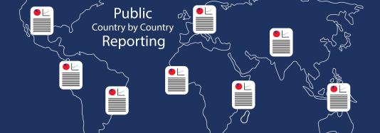 Ανοικτά Δεδομένα για την φορολογική δικαιοσύνη: Σχεδιάζοντας μια πιλοτική βάση δεδομένων με στοιχεία ανα χώρα