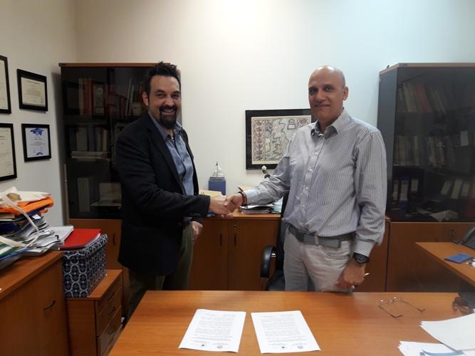 Μνημόνιο συνεργασίας ανάμεσα στο Ίδρυμα Ανοικτής Γνώσης Ελλάδας και το Εργαστήριο Εφαρμογών Πληροφορικής στα ΜΜΕ