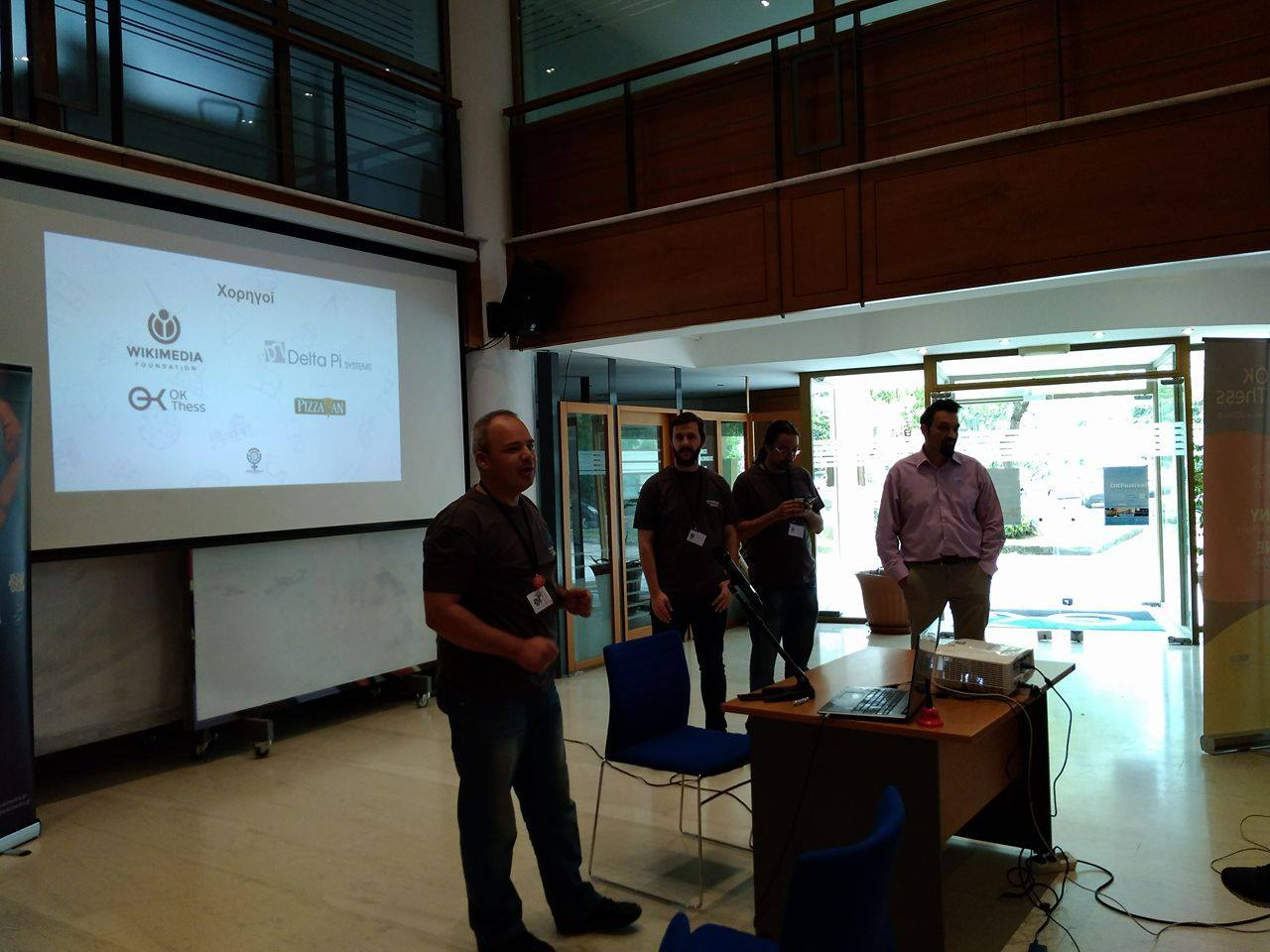 WikiFemHack Thessaloniki: Οριοθετώντας τις φυλετικές ανισότητες στην τεχνολογία