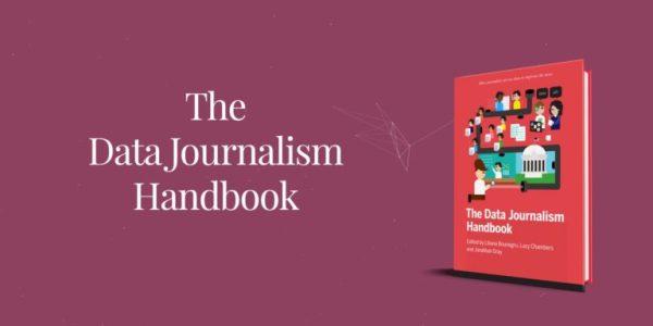 Νέα έκδοση του Data Journalism Handbook για τη διερεύνηση δημοσιογραφικών παρεμβάσεων στην κοινωνία δεδομένων