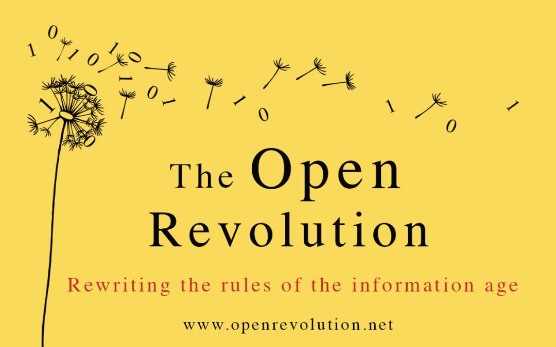 Η Ανοικτή Επανάσταση: Ξαναγράφοντας τους κανόνες της εποχής της πληροφορίας