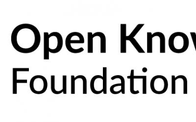 Με νέα ιστοσελίδα, νέο λογότυπο και νέο ιστολόγιο το Open Knowledge Foundation